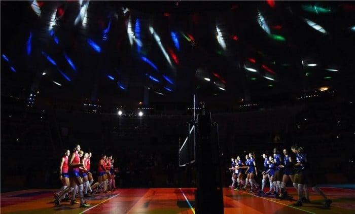Rio 2016 - Volley F: l'inizio azzurro è in salita: 0-3 con la Serbia