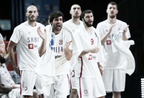 Eurobasket 2015, la Serbia soffre ma batte la Repubblica Ceca