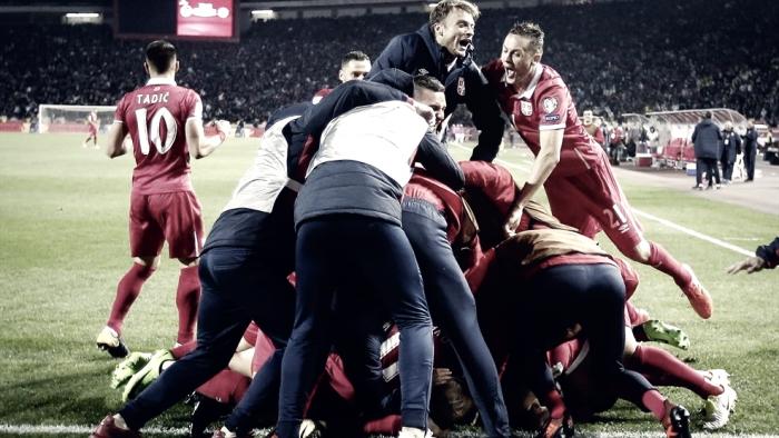 Serbia ai Mondiali... ed era anche ora!