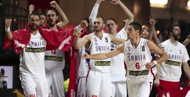 EuroBasket 2015: Serbia, annunciati i 12 che partiranno per Berlino