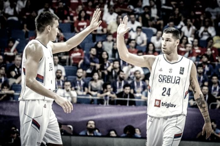 Eurobasket 2017 - Bogdanovic è un alieno: Turchia KO nel finale contro la Serbia