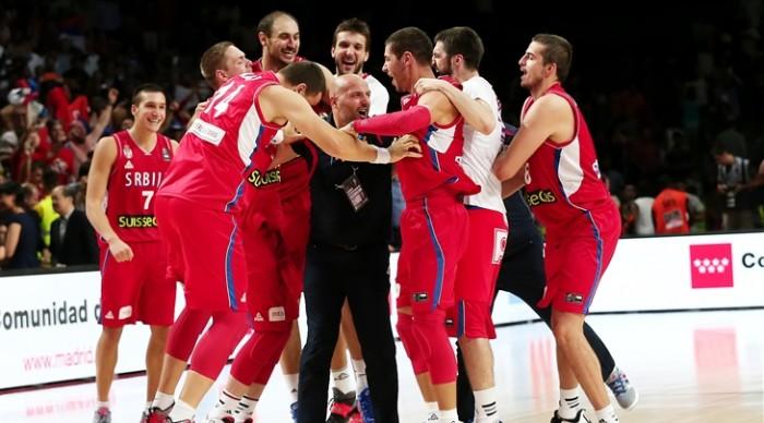Rio 2016, Basket - Serbia a caccia di maturità e medaglia