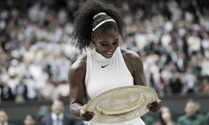 Wimbledon 2016: Serena gains brilliant revenge on Kerber to equal Graf record