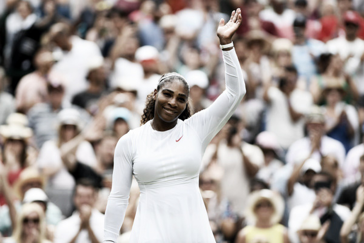 Manic Monday Ladies' Update: Serena Is Through, Who Else?