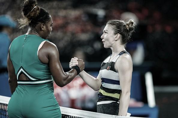 Previa Simona Halep - Serena Williams: a un paso de hacer historia