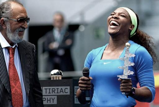 """Duras palabras para Serena Williams: """"Si tuviera algo de decencia debería retirarse"""""""