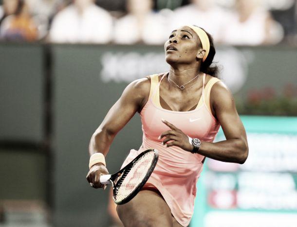 Serena Williams se retira y da el pase a la final a Simona Halep