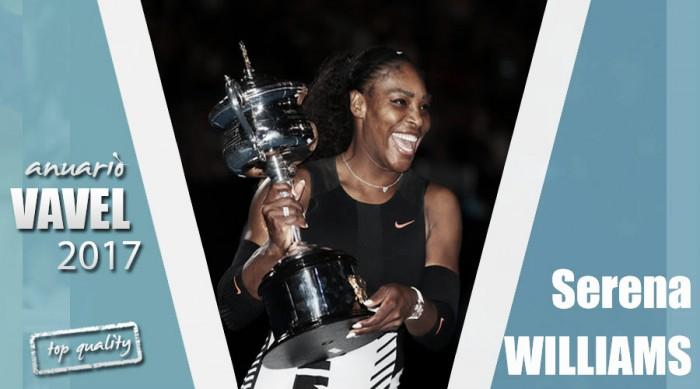 Anuario VAVEL 2017. Serena Williams: vuelve en Australia tras su maternidad