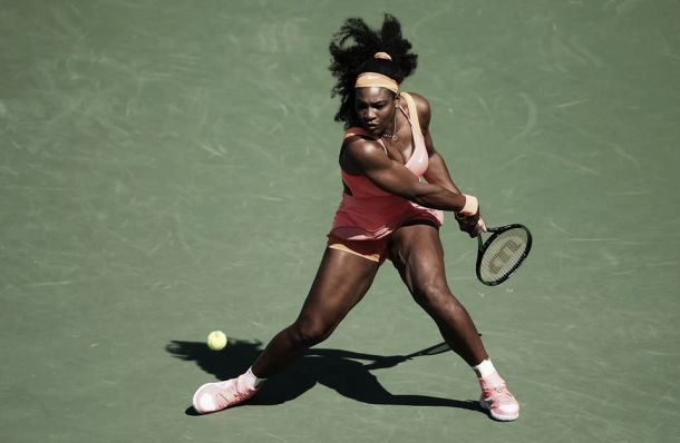 Serena suma y sigue