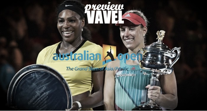2017 Australian Open women's preview: Angelique Kerber and Serena Williams lead the way as the top two seeds