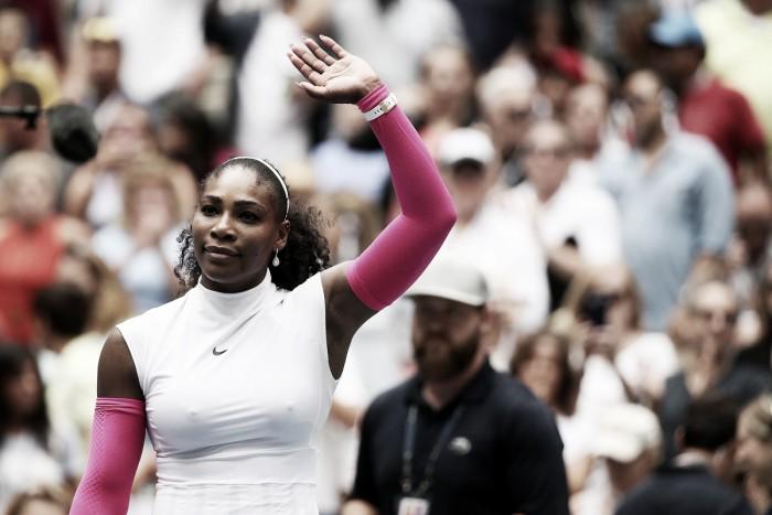 USOpen: Serena Williams logró el récord y va por Halep