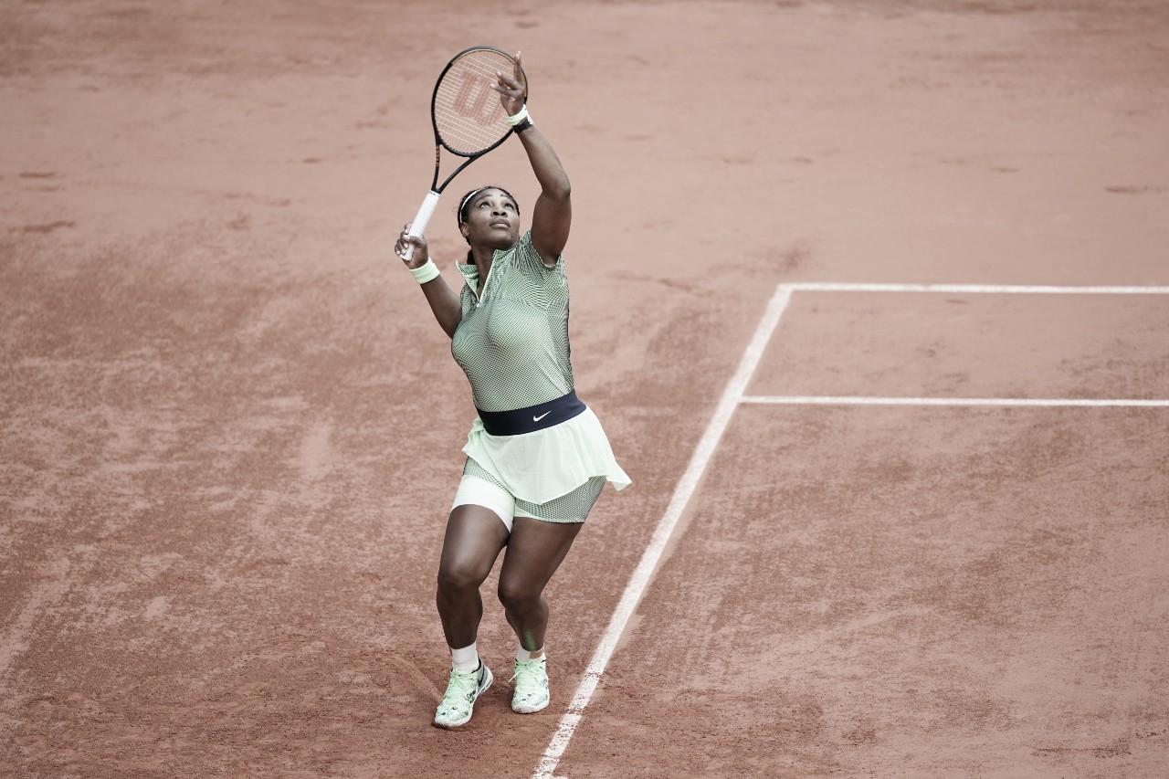 Serena Williams toma susto, mas bate Buzarnescu em Roland Garros