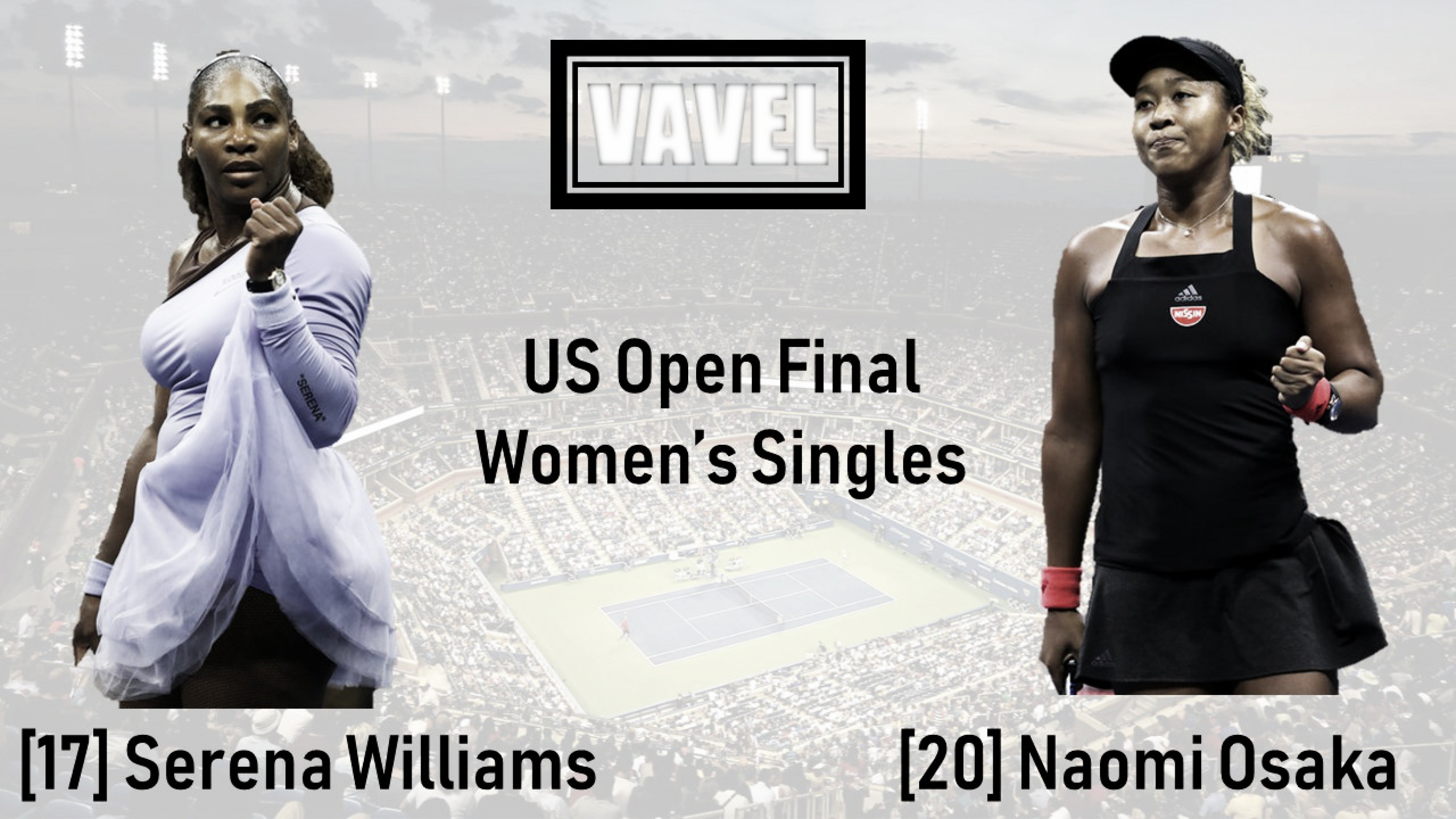 Serena Williams vs Naomi Osaka Live Stream Commentary and Updates of the 2018 US Open Final