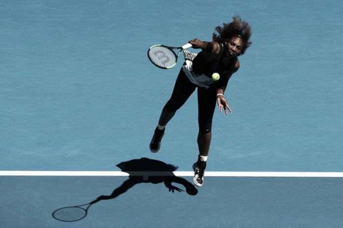 Serena braced for Lucic-Baroni clash