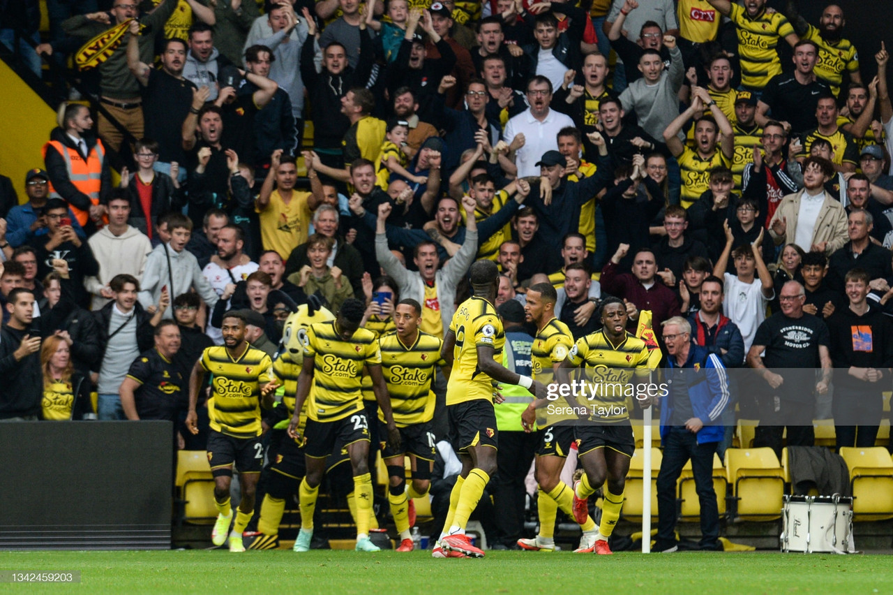 The Warm Down: Watford lucky to get a point as Newcastle fail to take their chances