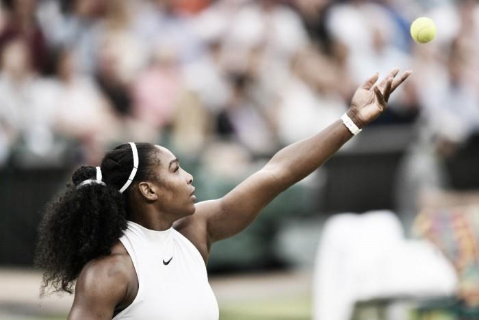 Serena Williams vence Kuznetsova em sets distintos e avança às quartas em Wimbledon