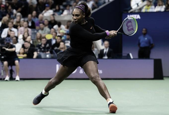 Serena não toma conhecimento de Qiang Wang e vence jogo mais rápido do US Open