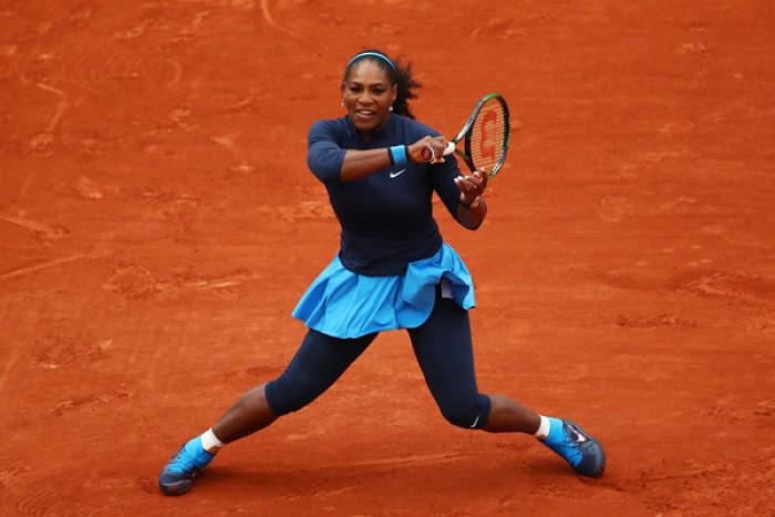 Roland Garros 2016, day 5 - Il programma femminile: Serena sul Lenglen, Knapp e Giorgi sul 4
