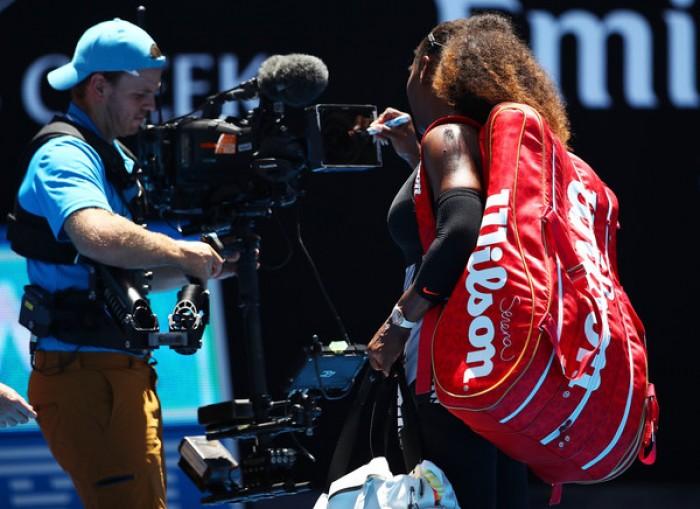 Australian Open 2017 - Serena Williams ai quarti, la Konta non conosce ostacoli