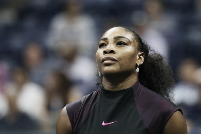 Serena Williams no disputará las WTA Finals de Singapur