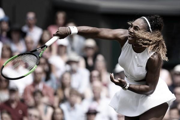 Serena no tiene piedad de Sharapova