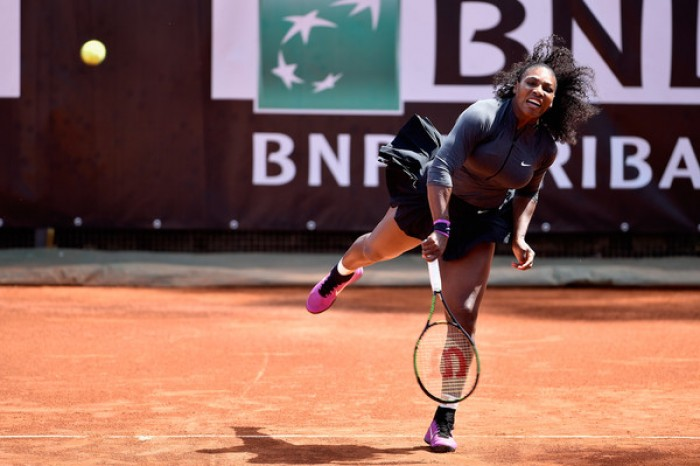 Internazionali BNL d'Italia, il programma femminile di martedì: fari su Serena Williams
