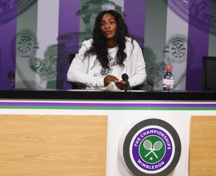 Wimbledon, il programma femminile del martedì: la prima di Serena Williams, in campo Vinci e Knapp