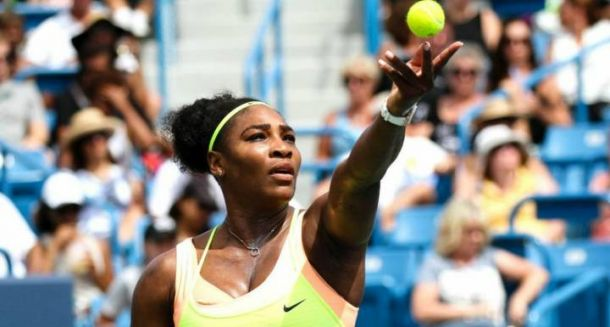 WTA Cincinnati: Serena Williams Teaches Karin Knapp A Lesson En Route To Victory