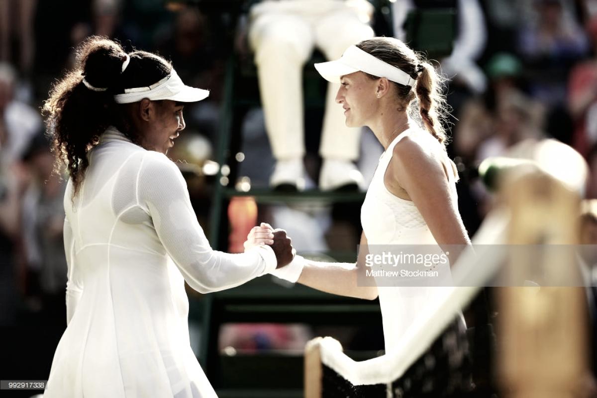 Serena sufre pero resiste