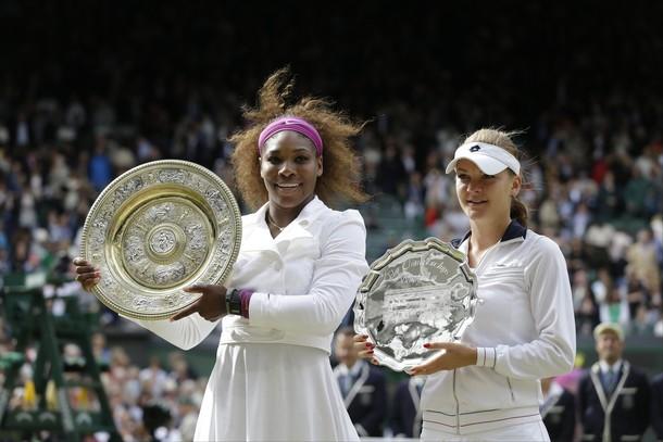 Serena: la più  forte di tutte