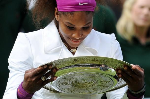 Serena, la regina sei sempre tu