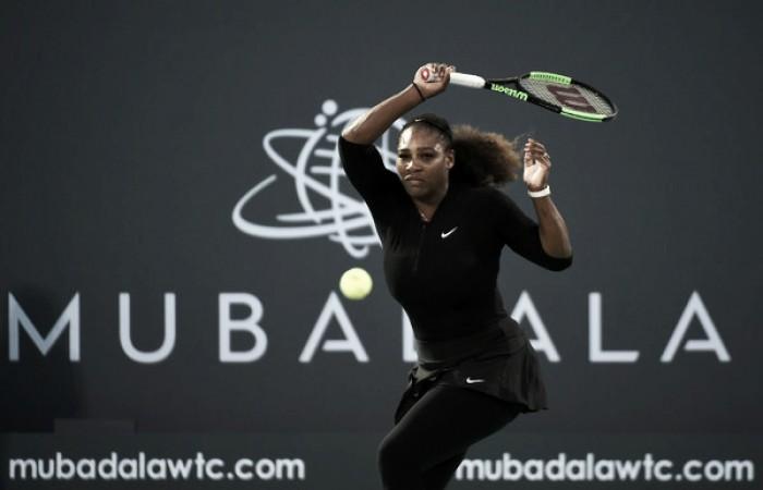 Serena Williams no participará en el Abierto de Australia