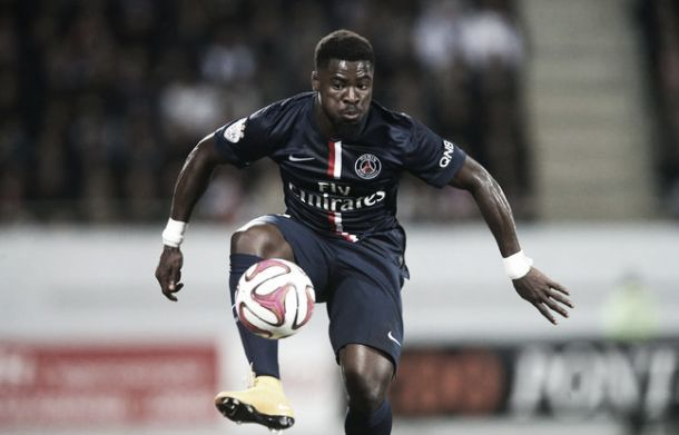 Serge Aurier é do Paris Saint-Germain em definitivo
