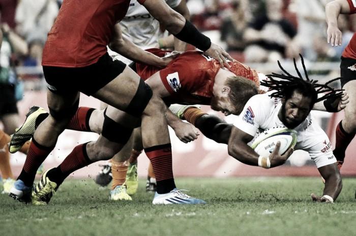Super Rugby: Cheetahs annihilate Sunwolves, winning 92-17 in Bloemfontein