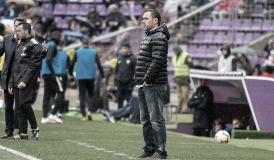 """Sergio González: """"No nos podemos permitir el lujo de empezar de ese modo"""""""