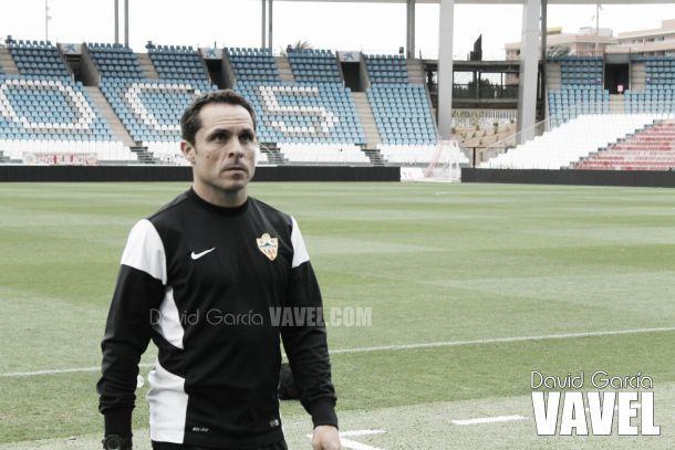 Sergi Barjuan: La reactivación de la UD Almería