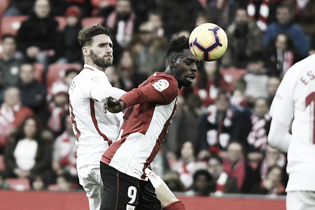 Resumen Sevilla FC vs Athletic Club  Copa del Rey 2019 (0-1)