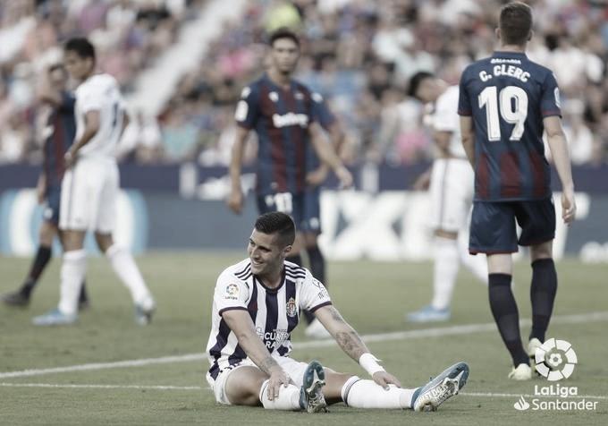 Previa Real Valladolid-Levante UD: No hay que dormirse