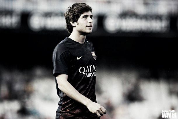 Sergi Roberto, reconocido como deportista del año en Reus