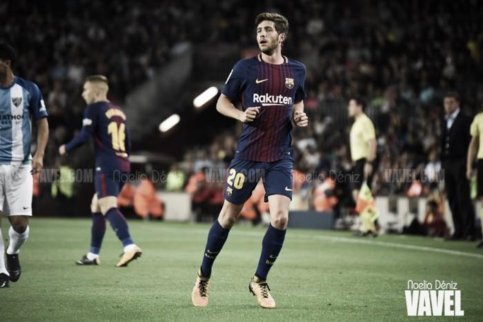 Anuario VAVEL FC Barcelona 2017: Sergi Roberto, diamante en bruto