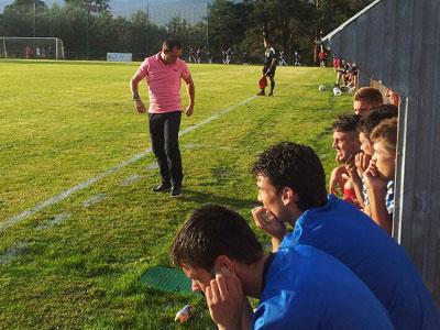 "Sergi Barjuan: ""Defensivamente hemos estado como jabatos"""