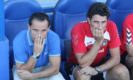 """Sergi: """"Si llegamos a marcar en la primera parte, no hubiéramos sufrido tanto"""""""