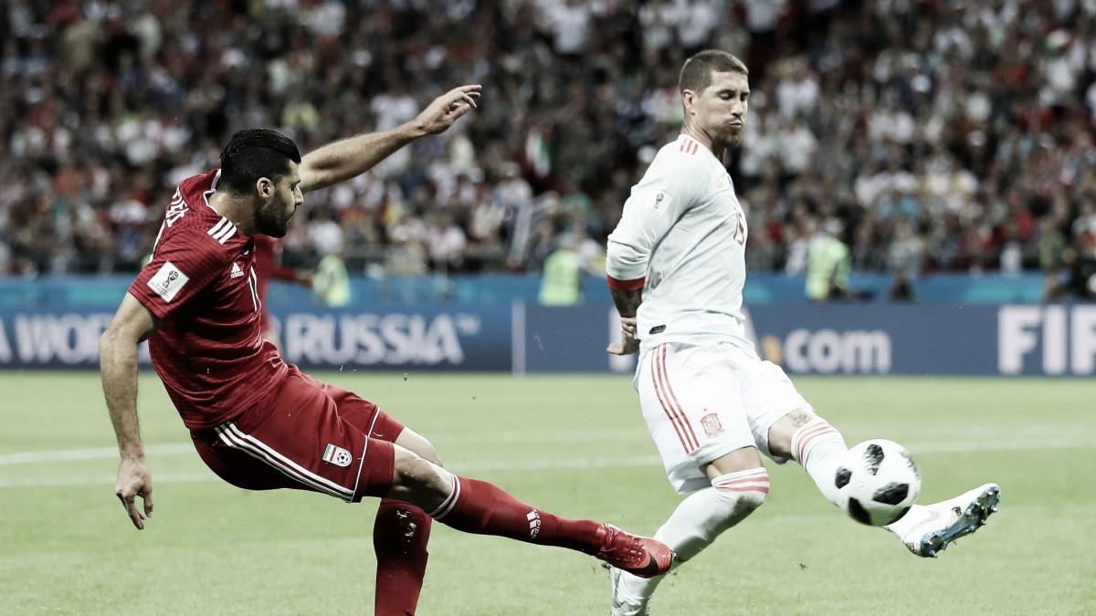 Cara a cara: Ramos contra Benatia, la jerarquía en defensa