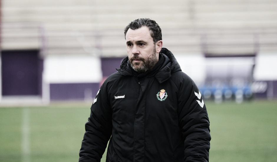 """Sergio González: """"la sensación de volver a ganar es importante"""""""