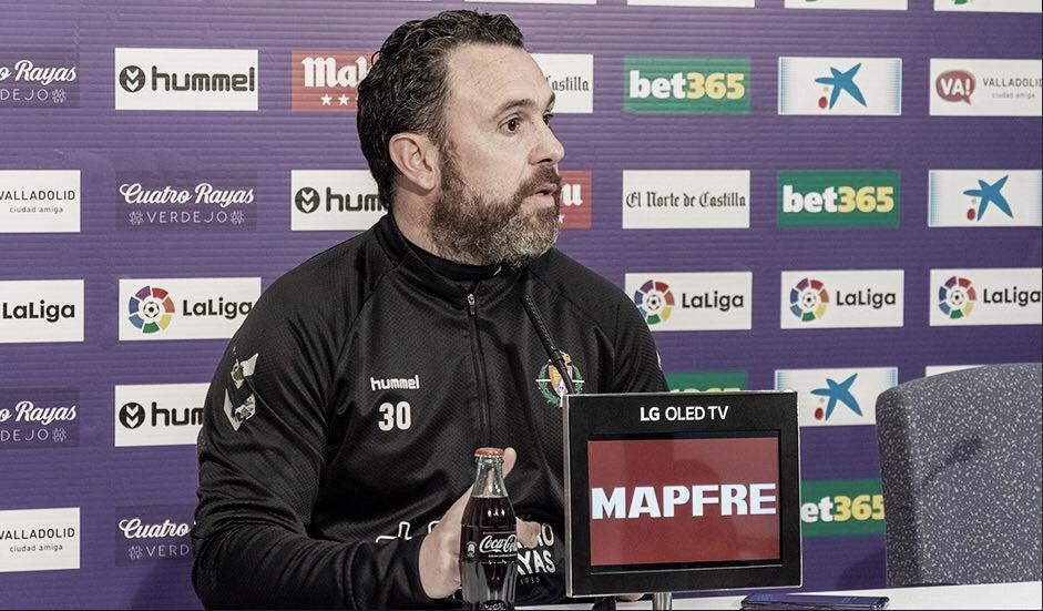 """Sergio González: """"Vamos con confianza"""""""