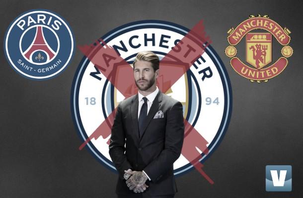 ¡Ramos, no será Cityzen!