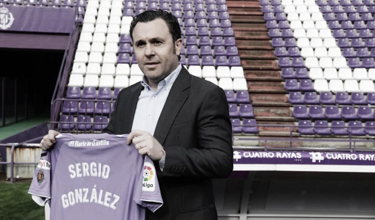 """Sergio González: """"El objetivo es sacar los máximos puntos posibles"""""""