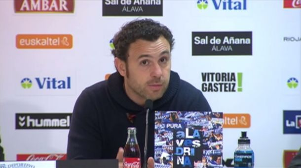 "Sergio González: ""No me gusta dar nada por sentado"""