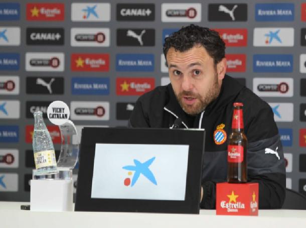 """Sergio González: """"Creo que el entorno no está siendo justo con el equipo"""""""