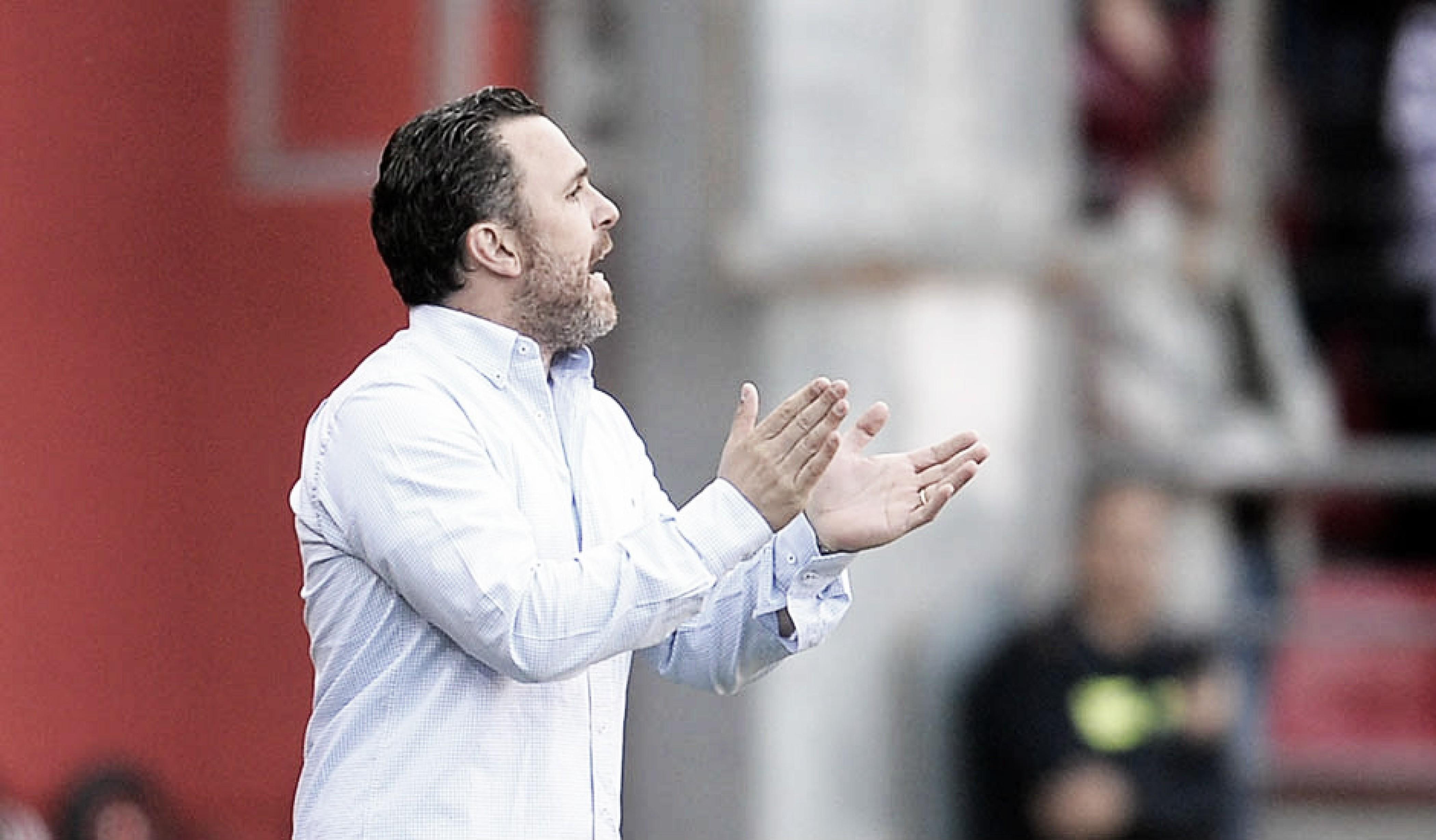"""Sergio González: """"Hemos hecho méritos para conseguir más"""""""